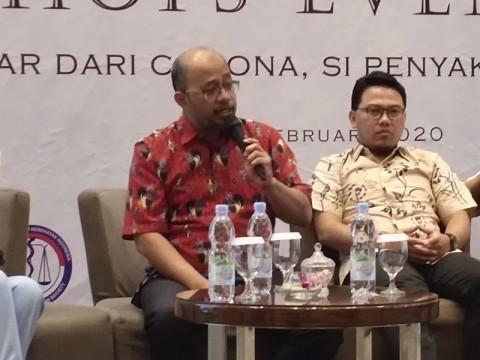 IDI Imbau Warga Tak Lengah Ancaman Korona