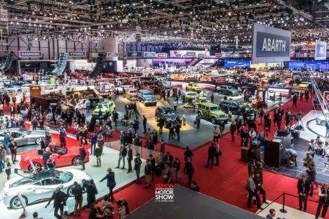 Geneva Motor Show Batal Digelar Gara-gara Virus Korona