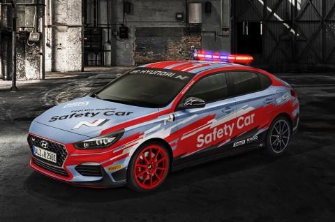 Kerennya Hyundai i30 Hatchback, Safety Car Terbaru di WSBK