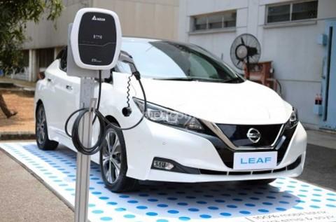 Jelang Peluncuran Leaf, Nissan Gencar Sosialisasi dan Edukasi Mobil Listrik