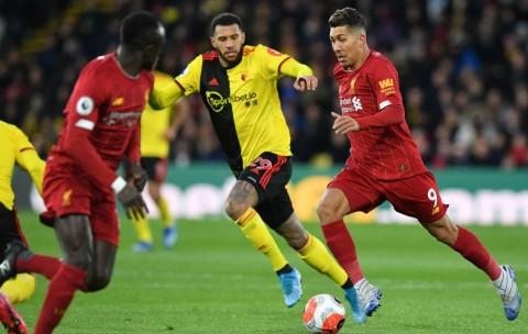 Hasil Pertandingan: Liverpool Diremukkan Watford