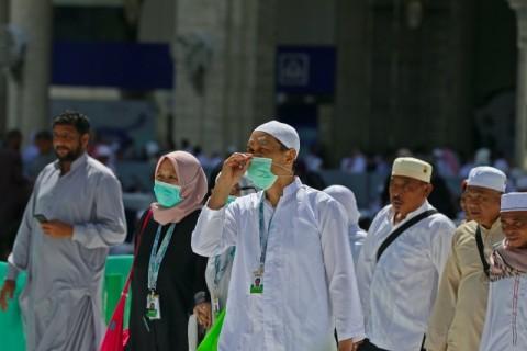 856 Calon Jemaah Umrah Tiba di Indonesia