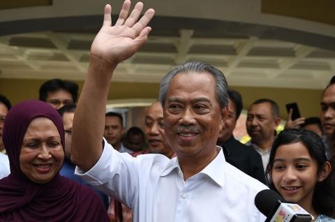 Muhyiddin Yassin Resmi Dilantik Jadi PM Baru Malaysia