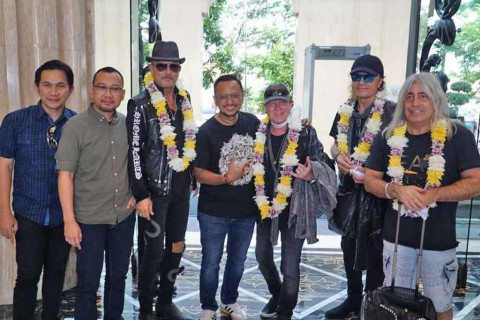 Promotor Ungkap Momen Menegangkan Jogjarockarta 2020