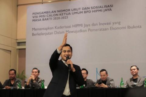 Jurus Hipmi Jaya Hadapi Tantangan Ekonomi Global