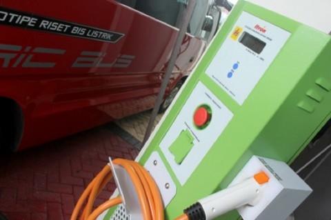 Investasi Satu Unit Stasiun Pengisian Kendaraan Listrik Butuh Rp600 Juta