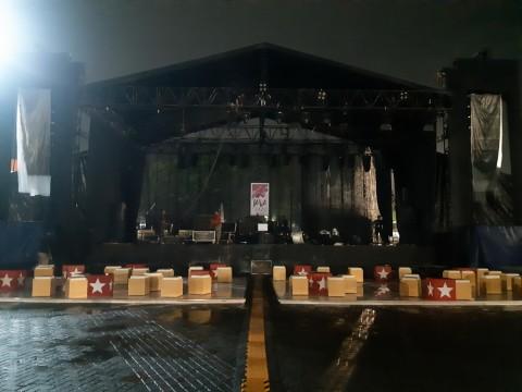 Hujan Deras Bikin Sebagian Penampilan Java Jazz 2020 Terhenti