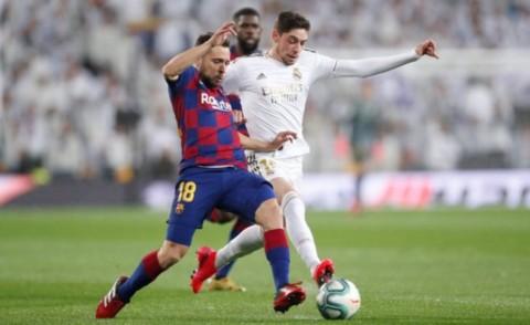 Madrid Kontra Barcelona Masih Nihil Gol
