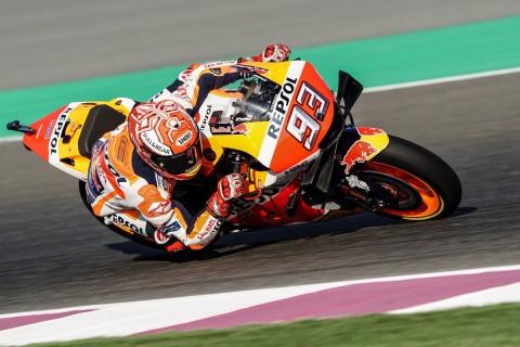 MotoGP Qatar Batal Digelar Akibat Korona