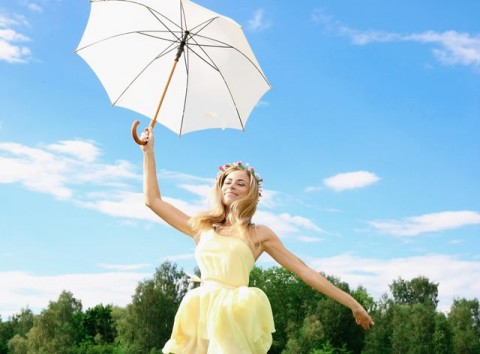 Apakah Pakai Payung Bisa Mencegah Kanker Kulit?