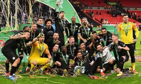 City Dekati Rekor Liverpool sebagai Jagoan Piala Liga