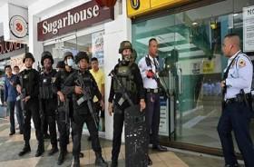 Mantan Satpam Sandera 30 Orang di Mal Filipina