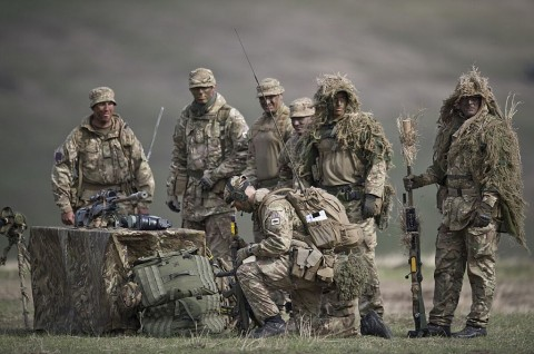 Lawan Ekstremisme, Militer Inggris akan Dikirim ke Mali