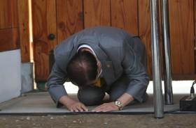 Pemimpin Sekte Korsel Meminta Maaf Terkait Korona