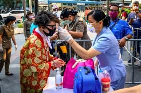 Pria Thailand Tewas Akibat Komplikasi Dipicu Virus Korona