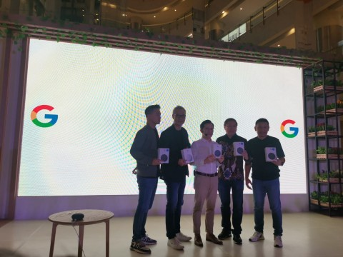 Erajaya Bawa Speaker Pintar Google ke Tanah Air