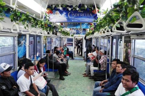 KRL Turut Antisipasi Penyebaran Virus Korona di Gerbong Kereta