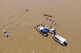 Kapal Feri Tenggelam di Amazon, 18 Orang Tewas