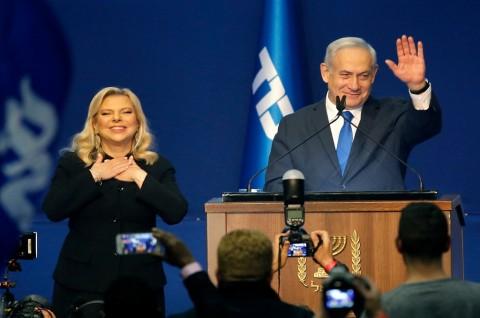 Pemilu Israel, Netanyahu Klaim Kemenangan dari Hitung Cepat