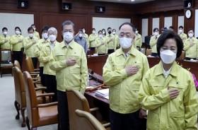 Korea Selatan Deklarasikan Perang Melawan Korona