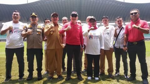 Fasilitas Stadion Pakansari Belum Lengkap Jelang Piala Dunia U-20