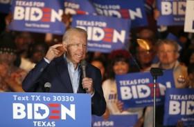 Biden Didukung Tiga Mantan Rival untuk Jadi Capres