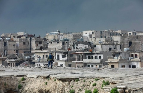 Rusia-Turki Diduga Lakukan Kejahatan Perang di Suriah