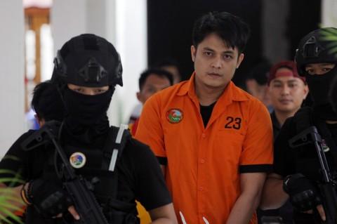 Pengendali Kasus Narkoba Aulia Farhan Napi Lapas Bogor