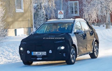 Rencana Facelift Hyundai Kona, Tak Ada Ubahan Signifikan