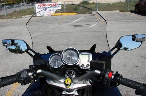 Biker Wajib Pahami Area Blindspot Sepeda Motor
