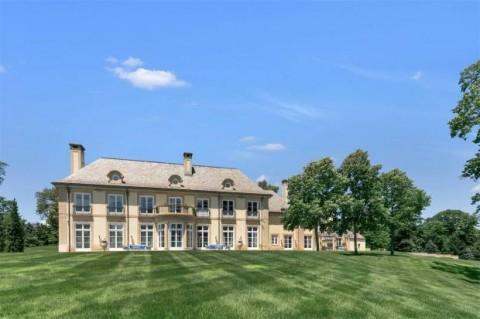 Jon Bon Jovi Jual Rumah Bergaya Kastil Prancis