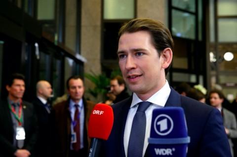 Kanselir Austria Tuduh Erdogan Peras Uni Eropa Terkait Pengungsi