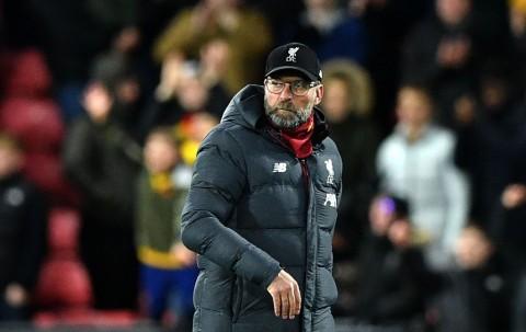 Klopp tak Termakan Emosi Gara-gara Liverpool Kalah