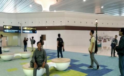 Pembangunan Bandara YIA Tinggal Enam Persen