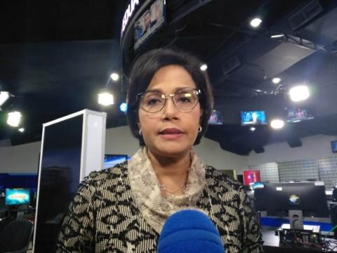 Sri Mulyani Optimistis Arus Modal Asing Membaik