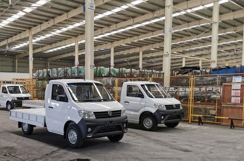 Ekspor DFSK Super Cab Tembus ke Afrika