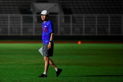 Dukungan Penuh Ketum PSSI untuk Program Latihan Shin Tae Yong