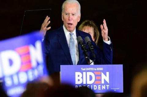 Super Tuesday, Biden Menang Besar di 9 Negara Bagian