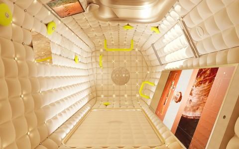 Desain 'Rumah' Luar Angkasa Milik NASA