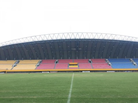 Pemprov Sumsel Anggarkan Rp12 Miliar Renovasi Stadion Jakabaring