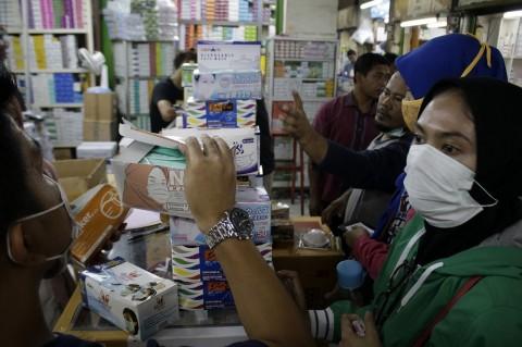 Harga Masker di Kimia Farma Berpotensi Naik
