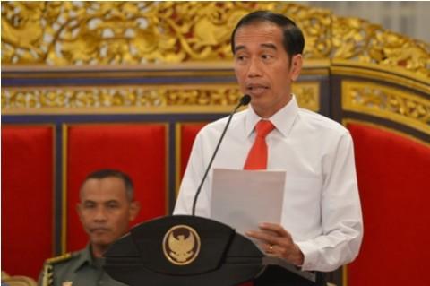 Jokowi Minta Kemendag Mitigasi Dampak Korona