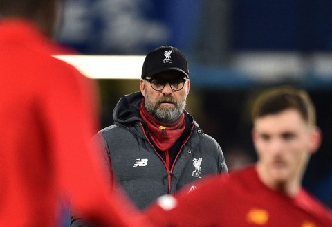 Klopp tidak Khawatir dengan Tren Negatif Liverpool