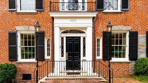 Rumah Bekas John F. Kennedy Dijual Rp64,9 Miliar
