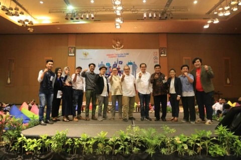 LPDB KUMKM Dorong Kopma Beralih ke Model Bisnis Aplikatif