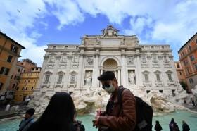 Angka Kematian Pasien Korona di Italia Capai 107 Orang