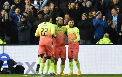 Hasil Piala FA: City dan Leicester Melangkah ke Perempat Final