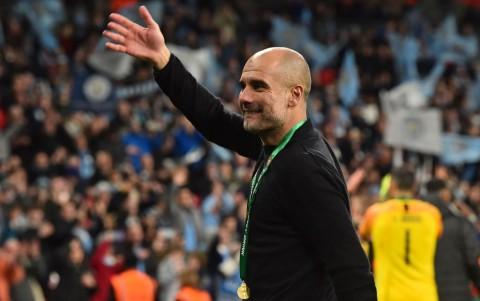 City Singkirkan Wednesday, Guardiola Sanjung Pemain