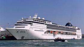 Isu Korona, Penumpang Pesiar MSC Opera Dikarantina di Kapal