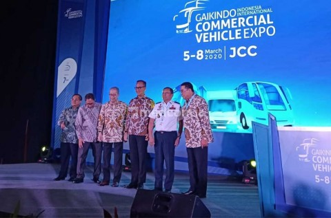 Pameran Kendaraan Niaga, Momen Baik Lecut Pertumbuhan Ekonomi